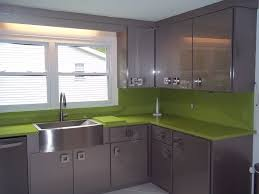Contemporary Kitchen With European Cabinets By Heidi Morrissey - Contemporary kitchen sink