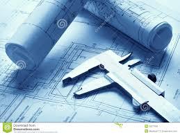 technology blueprints stock photo image 23277500