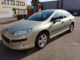 peugeot 407 wagon peugeot 407 confort 1 8 4d sedan 2006 used vehicle nettiauto
