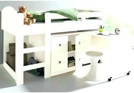 lit enfant mezzanine avec bureau lit mezzanine bebe lit superpose bebe jumeaux visuel 7 a lit