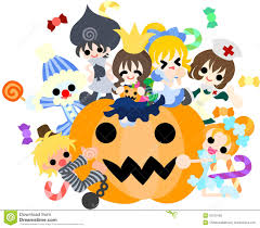 kids halloween clipart free kids trick or treating clipart collection