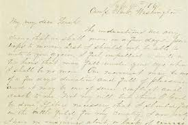 o sarah u0027 did sullivan ballou u0027s famed letter come from another u0027s