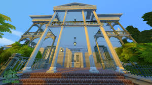 Mod The Sims Cc Free Antebellum Plantation Aka