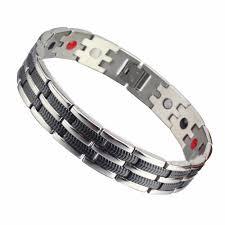 germanium power bracelet images Natural persian sardonyx blue striped agate bracelet jpg