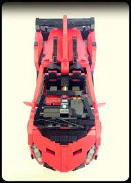 lamborghini lego set lego lambo veneno roadster the awesomer