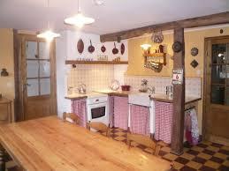 cuisine ferme inspirant decoration cuisine ferme design salle des enfants de