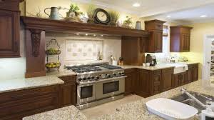 Kitchen Mural Backsplash Kitchen Attractive Country Kitchen Wall Decor Ideas With Beige
