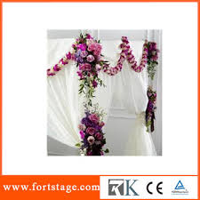 Backdrop Stand Aluminum Backdrop Stand Pipe Drape Wedding Trade Show Event Pipe