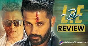 nithiin lie movie review lie telugu movie review rating lie