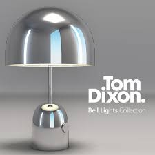3d tom dixon bell lights l collection cgtrader