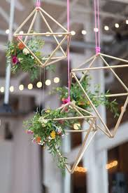 wedding backdrop trends geometric wedding theme and details is one of the trends