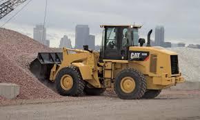 cat wheel loaders get new axles sae international