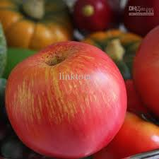 simulation apple high quality emulation fruit model home