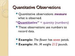 observations vs inferencespart one