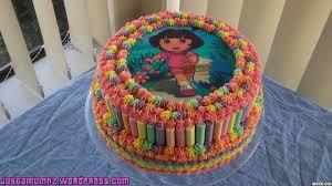 easy dora birthday cake ideas 35962 awesome dora birthday