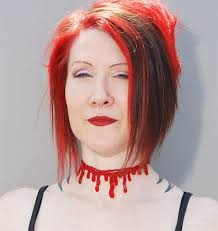 gory halloween costume jewelry slits your throat or wrist technabob