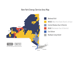 Map New York State New York Energy Master Plan Power2switch