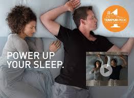 Ashley Furniture Mattress Tempur Pedic This Sleep Is Power Ashley Furniture Homestore