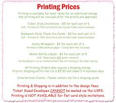 Design Business Cards Print At Home Monster High Birthday Party Ticket Invitations Supplies And