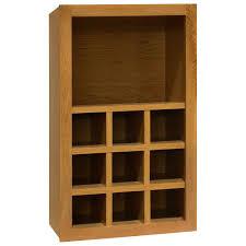 Medium Oak Kitchen Cabinets Hampton Bay Hampton Assembled 30x18x12 In Wall Flex Kitchen
