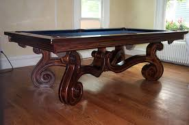 bankshot anitques pool billiards tables restoration u0026 repair albany ny