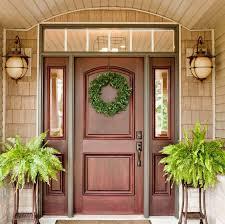 Oak Exterior Doors Front Exterior Doors Entryway Ideas Best 25 Wood On Pinterest Diy