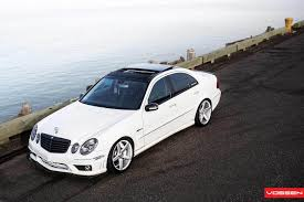 mercedes wallpaper white car wallpapers white tuning mercedes benz e class beautiful vossen
