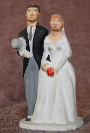 photo cake topper wedding cake topper