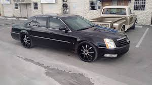 cadillac dts black rims on cadillac images tractor service and