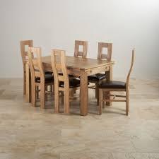 Solid Oak Dining Room Furniture Dining Sets 100 Solid Hardwood Oak Furniture Land