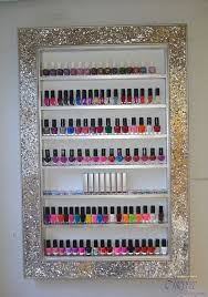 the 25 best nail polish racks ideas on pinterest storing nail
