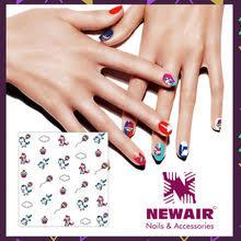 zhejiang newair art co ltd nail tip nail sticker
