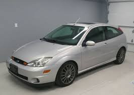 2001 ford focus craigslist two owners 29k 2004 ford focus svt bring a trailer