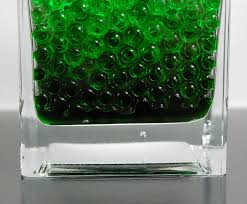 Water Beads Centerpieces Green Water Beads Sbb Midwest Company