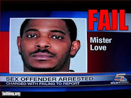 Sex Fail Meme - sex offender name fail funscrape