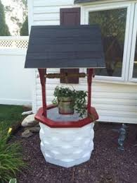 Wishing Well Garden Decor Wishing Well Garden Planter Garden Planters Planters And Gardens