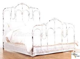 White Iron Headboard Antique Iron Headboard Antique Iron Beds Iron Bed Company