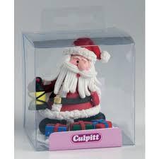 Christmas Cake Decorations Santa Sleigh by 85 Best Christmas Ideas Images On Pinterest Christmas Cakes