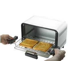 Cleveland Browns Toaster Spt Easy Grasp 2 Slice Countertop Toaster Oven U2014 Qvc Com