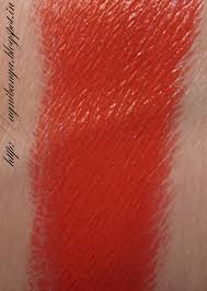 Shade Of Orange Names Inglot Freedom System Lipstick Refill 37 Review Swatch Love