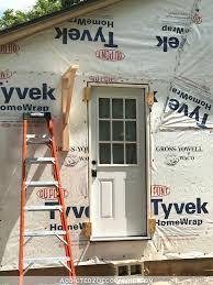 how to build a small portico above a door u2013 part 1 u2013 the basic frame