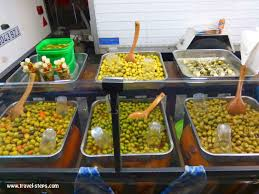 Indian Food Olives From Spain Budget Stopover Two Days In Madrid Travel Steps