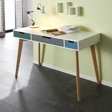 Schreibtisch Bis 100 Euro Pfiffiger Schreibtisch Weiß Im Trendigen Skandi Stil Mit 3