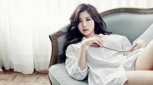 korean girl wallpaper hyoseong beautiful south korean girl wallpaper 33318
