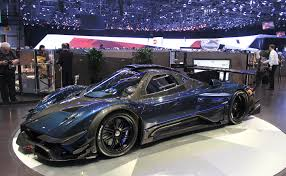 pagani hypercar fifth and final pagani zonda revolucion 2014 geneva motor show