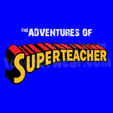 superheroes teacherwear the voice of educators
