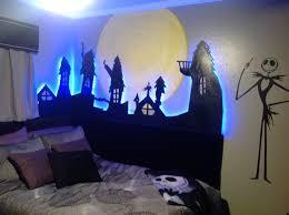 nightmare before christmas bedroom nightmare before christmas