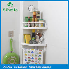 Hanging Bathroom Shelves by Compare Prices On Corner Shampoo Holder Online Shopping Buy Low