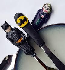 popular items for batman and joker on etsy man cutlery set gift