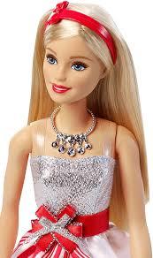 amazon barbie 2016 holiday doll toys u0026 games